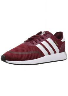 adidas Originals Men's Iniki Runner CLS Running Shoe Collegiate Burgundy/White/core Black  M US