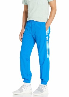 adidas Originals Men's Lock Up Track Pant Blue Bird