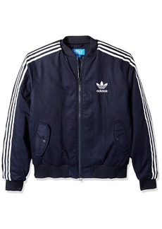 adidas Originals Men's Ma1 Padded Track Jacket  2XL