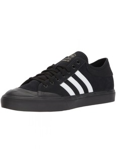adidas Originals Men's Matchcourt Running Shoe core Black/White/Gum  M US