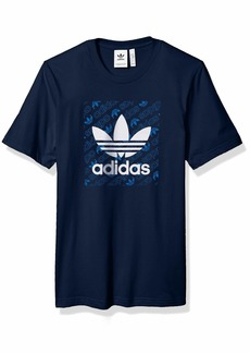 adidas Originals Men's Mono Square Tee