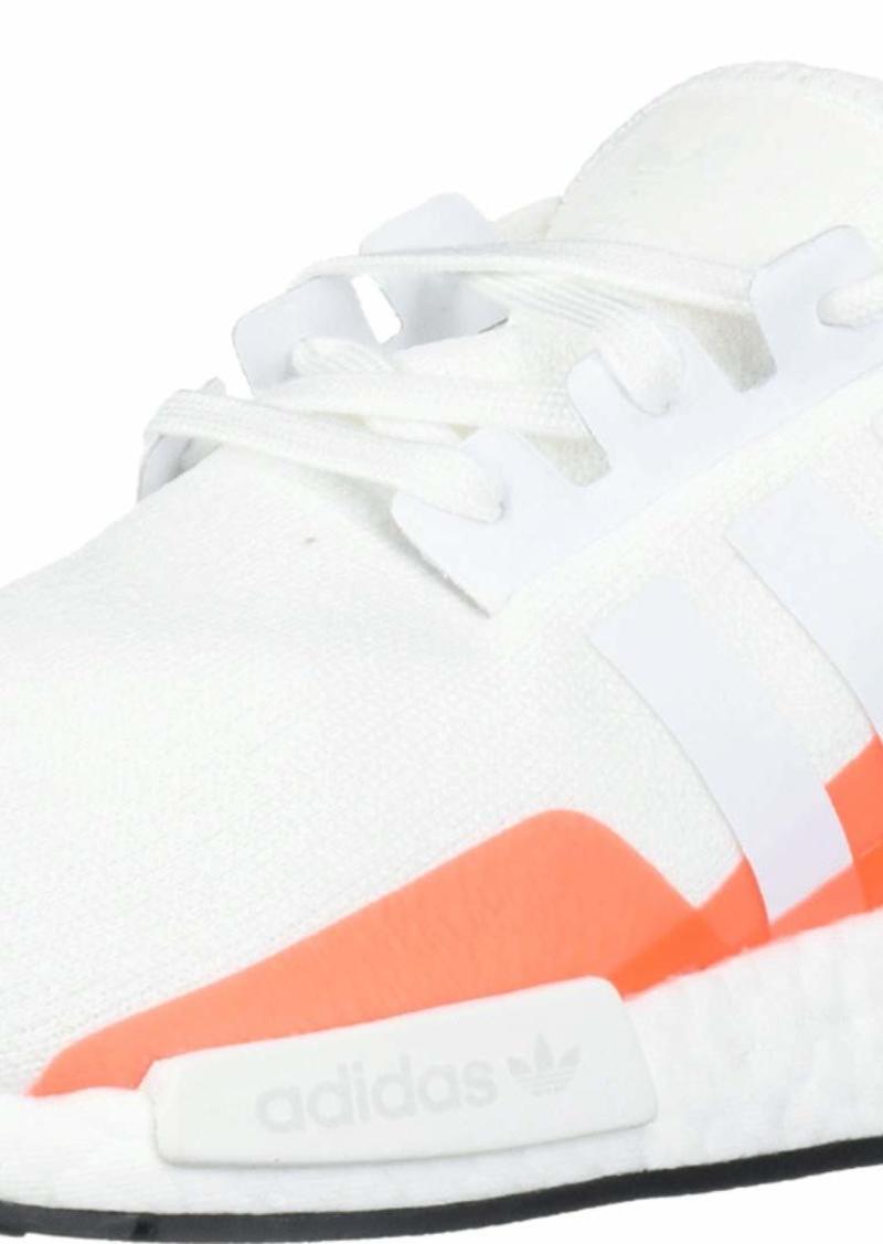 adidas Originals Men's NMD Hiking Shoe FTWR White/FTWR White/Solar Red  M US