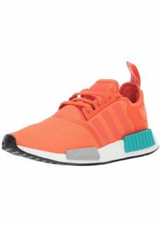 adidas Originals Men's NMD R1 Running Shoe Energy Orange/hi-res Aqua  M US