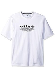 adidas Originals Men's NMD Tee  XS
