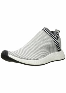 adidas Originals Men's NMD_CS2 PK Running Shoe DGH Solid Grey/FTWR White/Shock Pink s  M US