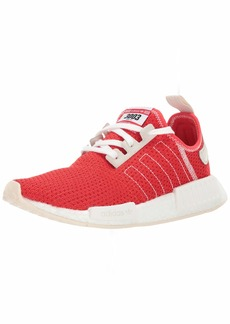 adidas Originals Men's NMD_R1 Running Shoe Active red/Active red/Ecru Tint