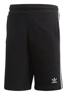 adidas Originals Men's 3 Stripes Shorts  L