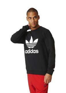 Adidas Men's Adidas Men's Originals Trefoil Crew Sweatshirt