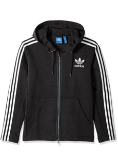 adidas Originals Men's Outerwear Curated Full Zip Jacket