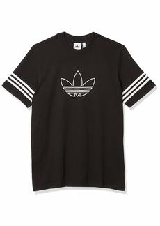 adidas Originals Men's Outline T-Shirt  S