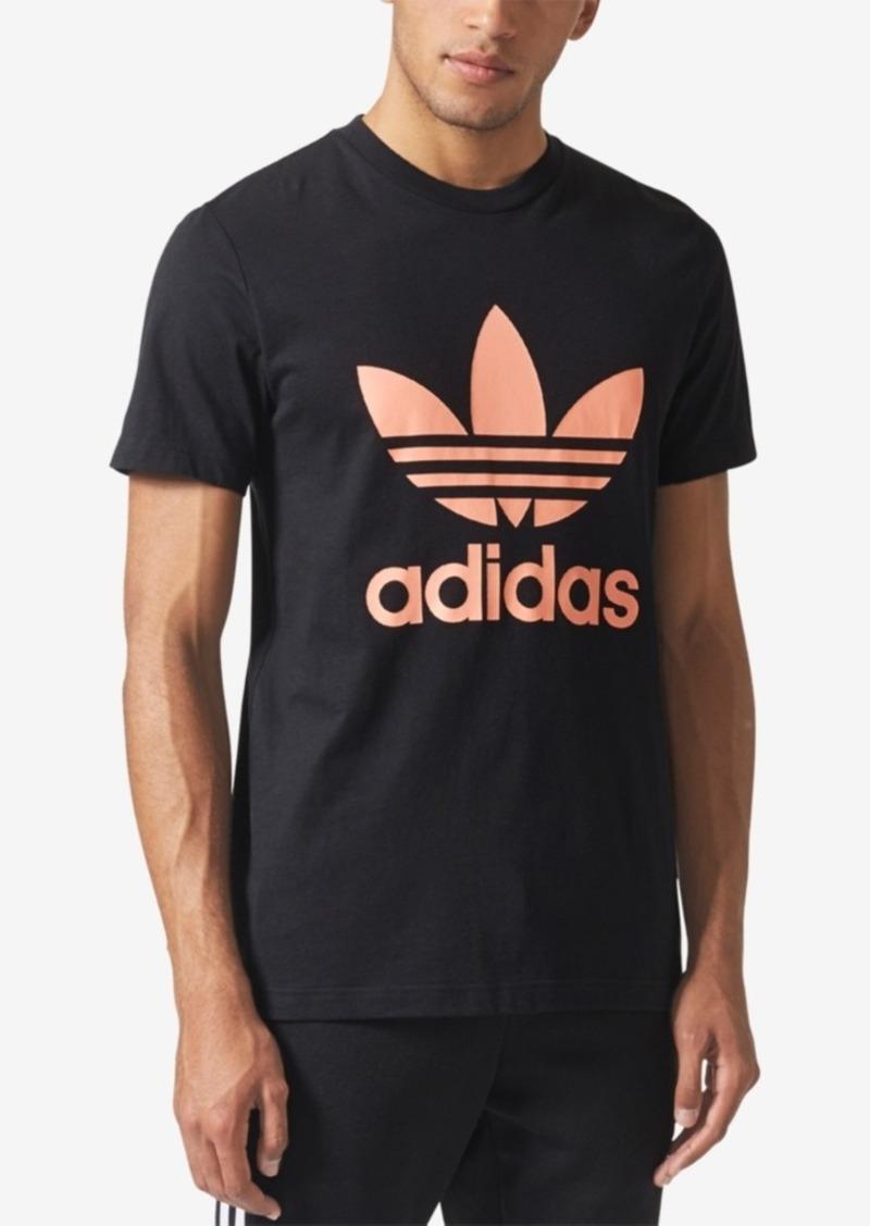 5af47205c774f Adidas adidas Originals Men s Pharrell Williams Trefoil T-Shirt