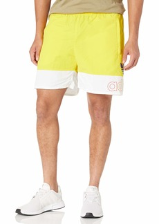 adidas Originals mens Pride Freestyle Woven Shorts