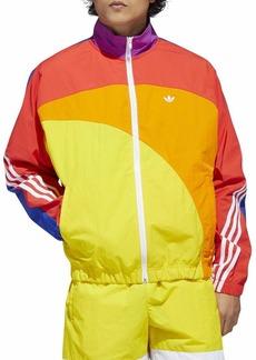 adidas Originals mens Pride Off-Centre Jacket