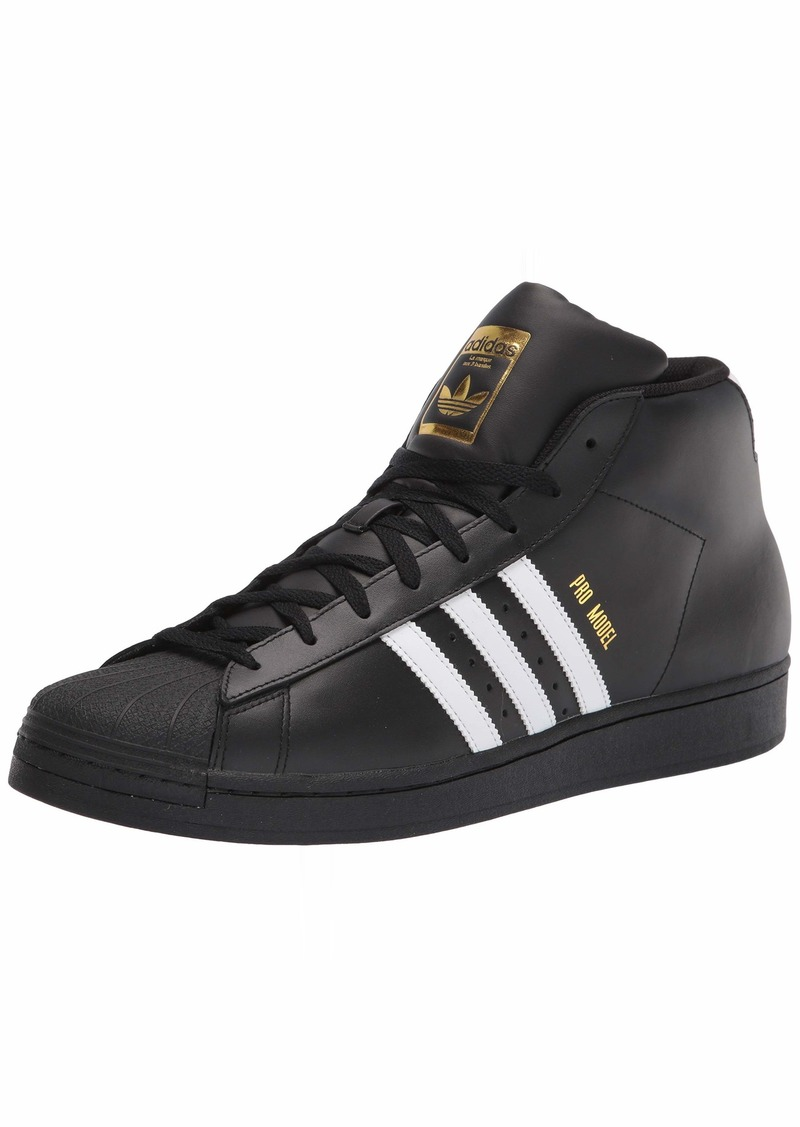adidas Originals Men's Pro Model Sneaker  M US