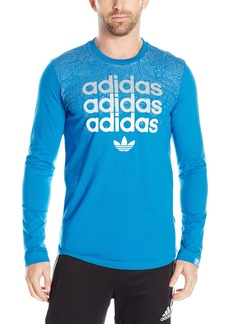 adidas Originals Men's Tops Samba Nights Tee