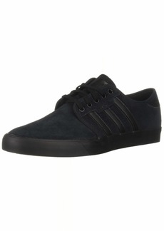 adidas Originals Men's Seeley Running Shoe Black  M US