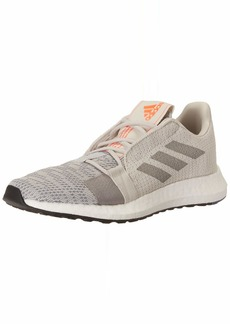 adidas Originals Men's SenseBOOST GO Running Shoe Grey/tech Ink  M US