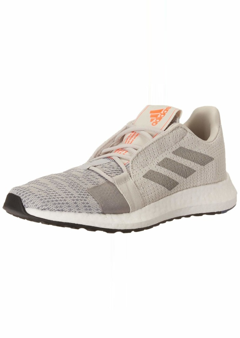 adidas Originals Men's SenseBOOST GO Running Shoe Grey/tech Ink  M US