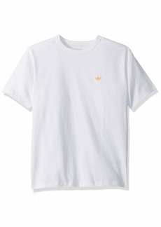 adidas Originals Men's Skate Mini Shmoo Tee white/active Gold