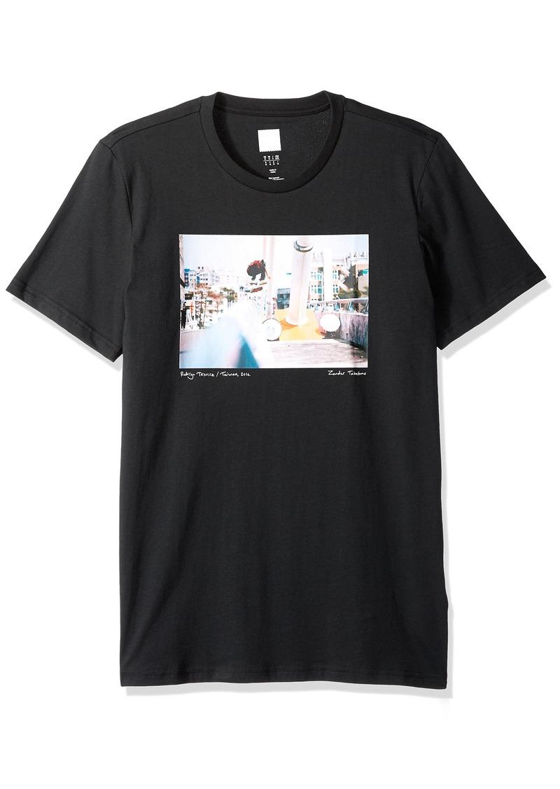 adidas Originals Men's Skateboarding City Photo Tee  XS