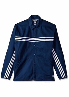 adidas Originals Men's Skateboarding Schlepp Jacket  XL