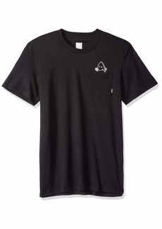 adidas Originals Men's Skateboarding Skate Pocket Tee  L