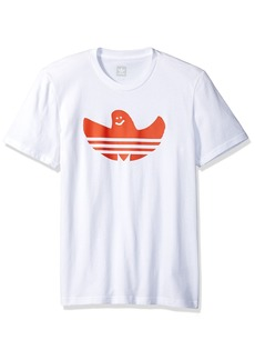8c56417f adidas Originals Men's Skateboarding Solid Schmoo Tee M