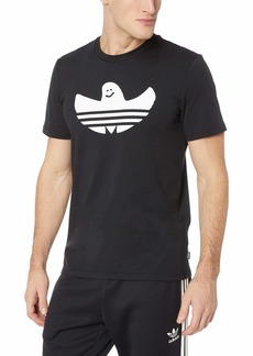 adidas Originals Men's Skateboarding Solid Schmoo Tee  S