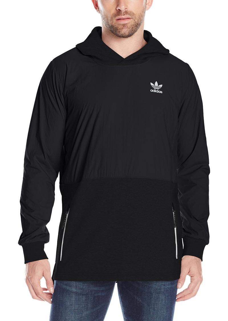 adidas Originals Men's Outerwear | Sport Luxe Mix Hoodie