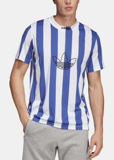 adidas Originals Men's Striped Jersey