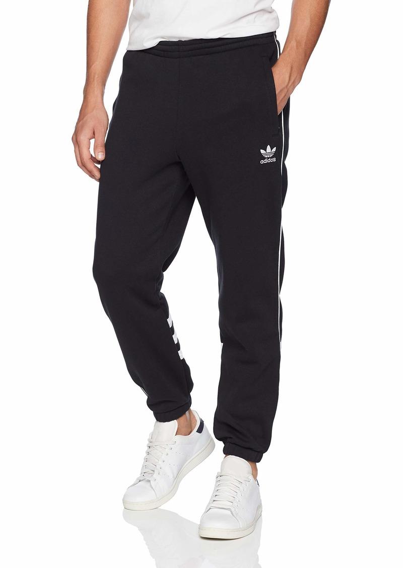 adidas Originals Men's Striped Sweatpants  L