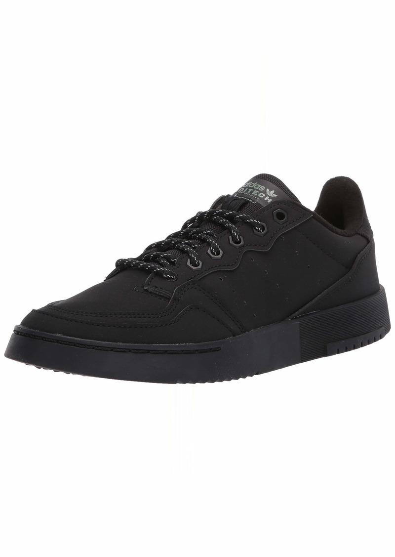 adidas Originals Men's Supercourt Sneaker core Black/core Black/core Black  M US