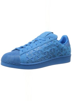 adidas Originals Men's Superstar Fashion Sneaker Bluebird