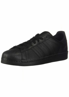 adidas Originals Men's Superstar Shoe Running Black (( M US)