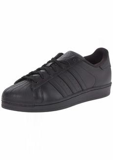 adidas Originals Men's Superstar Shoe Running Black (( M US)