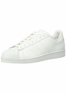 adidas Originals Men's Superstar Shoe Running White
