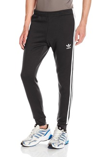 adidas Originals Men's Bottoms Superstar Cuffed Track Pants