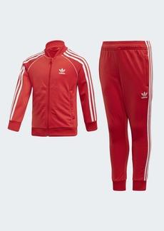 adidas Originals Men's Superstar Track Suit  L
