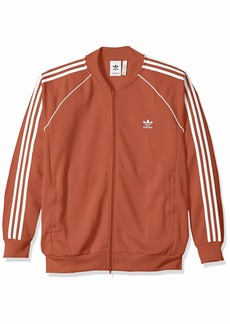 adidas Originals Men's Superstar Tracktop  XL