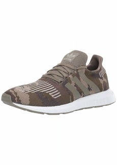 adidas Originals Men's Swift Running Shoe Trace Cargo/White  M US