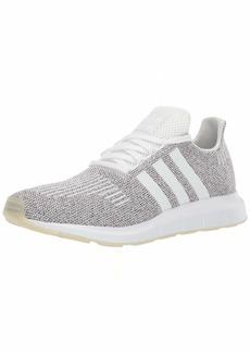 adidas Originals Men's Swift Running Shoe White/Black  M US
