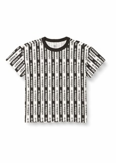 adidas Originals Men's T-Shirt All Over Print /Black
