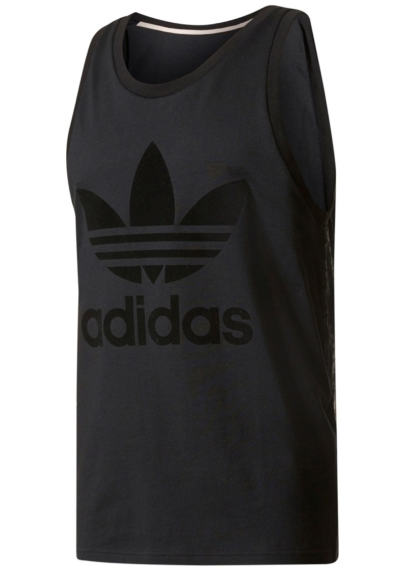 Adidas adidas originali uomini tonale cotton top t shirt