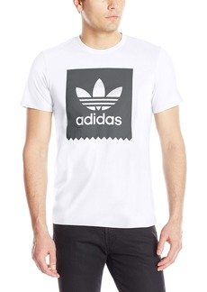 adidas Originals Men's Tops Blackbird Logo Tee