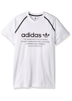 adidas Originals Men's Tops Nmd Tee