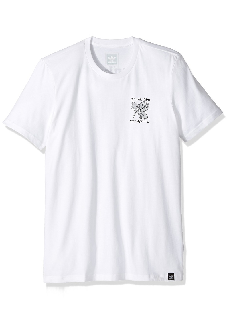6cfb8e78 Adidas adidas Originals Men's Tops Skateboarding Graphic Tee   T Shirts