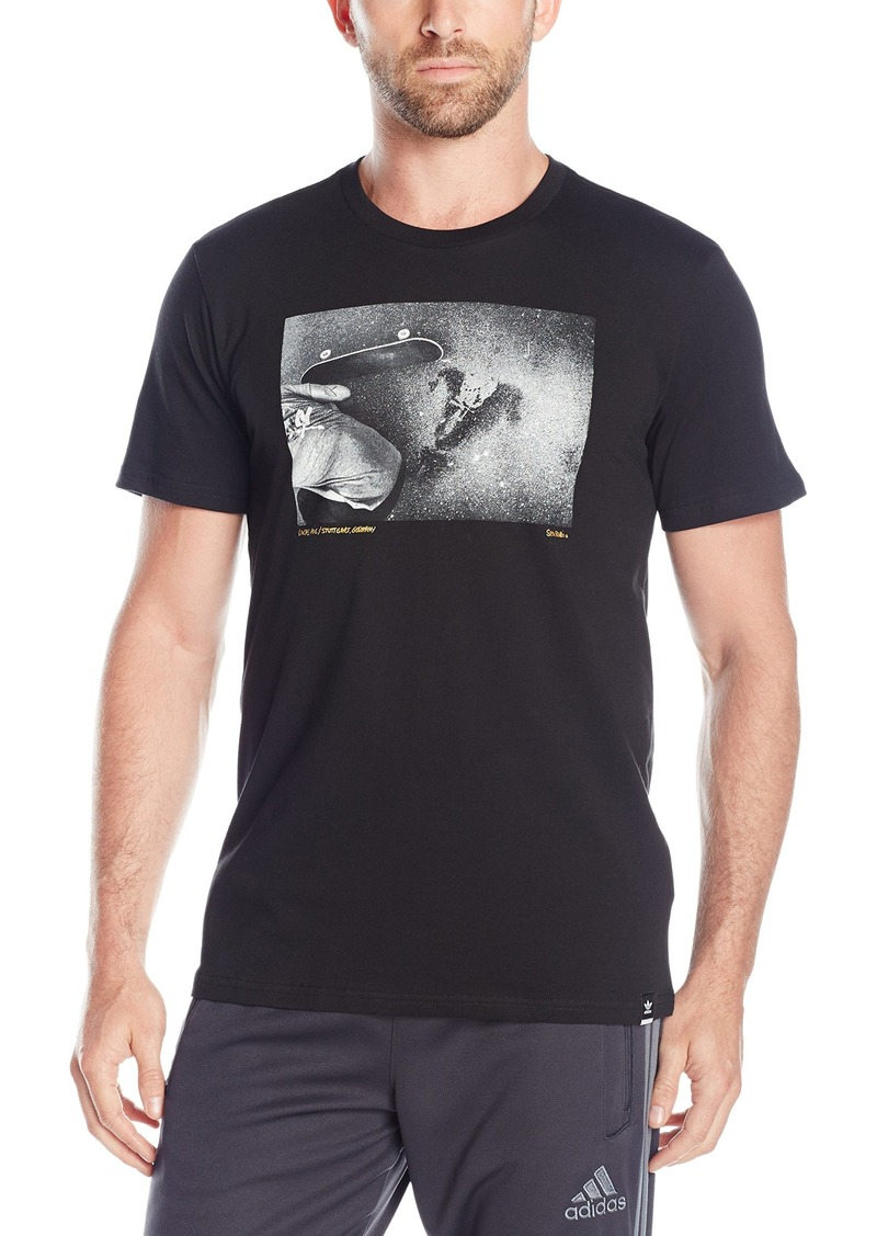 adidas Originals Men's Tops Skateboarding Lucas Photo Tee