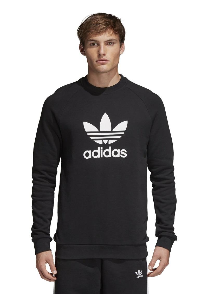 adidas Originals Men's Trefoil Crew