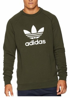 adidas Originals Men's Trefoil Crew  XS