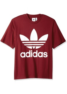 adidas Originals Men's Trefoil Oversized Tee  XL